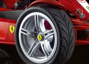 Exclusive Ferrari FXX pedal go-cart launches  - photo 1