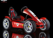 Exclusive Ferrari FXX pedal go-cart launches  - photo 2