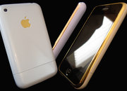 """Solar Star"" white and gold iPhone launches  - photo 2"