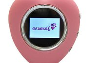 Pink, heart-shaped digital photo frame launches  - photo 1