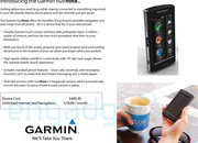 Garmin nuvifone pricing and availability revealed in the US? - photo 2