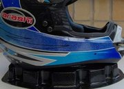 DRI-LID fan for crash helmets launches  - photo 1