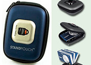StandPouch combines bag and tripod in one - photo 2