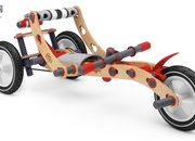 """Meccano on steroids"" Berg Moov kit to launch  - photo 4"