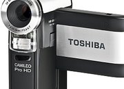 Toshiba Camileo Pro HD SD camcorder on sale in UK - photo 1