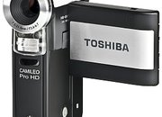 Toshiba Camileo Pro HD SD camcorder on sale in UK - photo 2