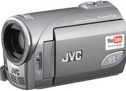JVC Everio direct-to-YouTube camcorder - photo 2