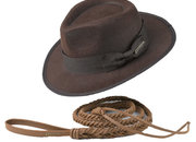 Indiana Jones whip and hat set launches  - photo 2