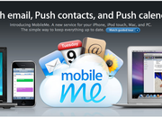 .Mac becomes MobileMe - photo 2