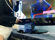 LG sticks crystals on an X-Canvas TV  - photo 1