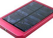 Brando offers colourful solar charger - photo 1