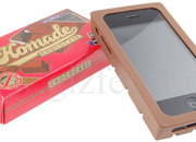 Chocolate bar-shaped case for iPhone launches - photo 2