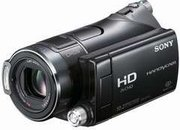 Sony launches high-def HDR-CX12 Handycam  - photo 1
