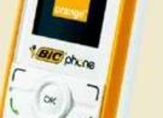 "Orange to launch disposable ""BIC"" phone  - photo 1"