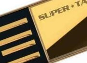 Super Talent launches gold Pico flash drives  - photo 1