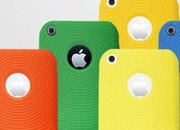 Colourful silicone iPhone 3G cases launch  - photo 1