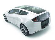 Honda's CR-Z concept car - photo 2