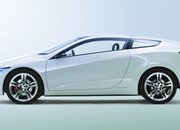 Honda's CR-Z concept car - photo 3
