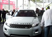 Land Rover LRX concept car - photo 5
