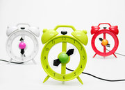 USB alarm clock fan launches  - photo 2