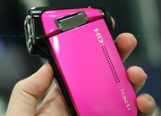 Sanyo's latest 720p HD camcorder - the DMX-HD800 - photo 5