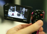 Sanyo's latest 720p HD camcorder - the DMX-HD800 - photo 2