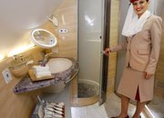 Emirates introduces shower spas for high flyers - photo 2