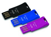 Kingston launches DataTraveler Mini Slim - photo 3