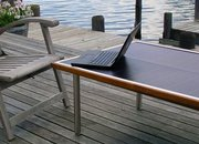 SunTable powers your gadgets in the garden - photo 1
