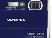 Olympus Mju 1050 adds tap control to digital camera - photo 1
