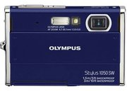 Olympus Mju 1050 adds tap control to digital camera - photo 2