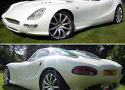 Trident Iceni eco car that goes and goes - photo 2