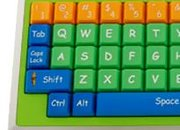 Crayola draws up EZ Type keyboard  - photo 1