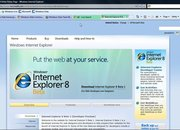 Microsoft IE8 browser revealed - photo 4
