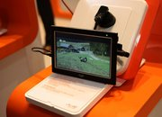 Mio C728 turns GPS into 7-inch TV when you're not lost - photo 4