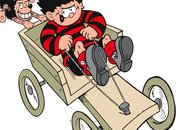 Replica Dennis the Menace go-kart to launch  - photo 1