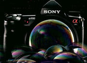 Advert reveals spec for Sony's A-900 DSLR - photo 1