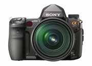 Sony 24.6-megapixel full frame A900 DSLR launches  - photo 2