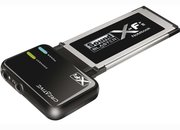 Creative launches Sound Blaster X-Fi Notebook sound card - photo 1