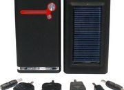 iPower solar charger for portable power - photo 1