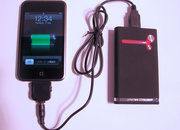 iPower solar charger for portable power - photo 2