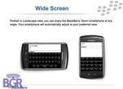 BlackBerry Storm guide docs leaked - photo 4