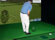 Golfotron simulator for golfers with cash to splash - photo 1