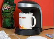 Desktop coffee maker launches  - photo 1