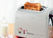 Twinbird touts Hello Kitty toaster - photo 2