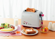 Twinbird touts Hello Kitty toaster - photo 4