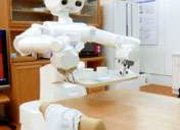 Toyota develops robot for household chores - photo 1