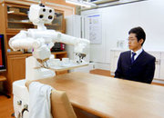 Toyota develops robot for household chores - photo 2