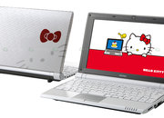 World's first Hello Kitty netbook - photo 2