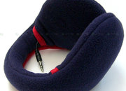 Furry ear muffs boast integrated speakers - photo 5